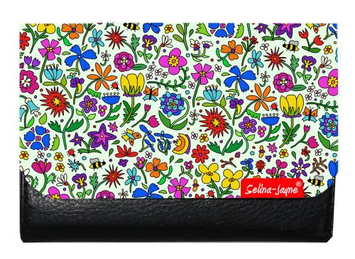 Selina-Jayne Summer Meadow Limited Edition Designer Small Purse